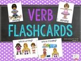 Verb Flashcards