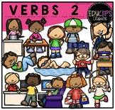Verbs 2 Clip Art