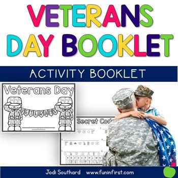 Veteran's Day Booklet