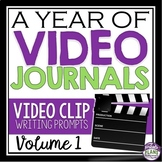 VIDEO JOURNAL WRITING VOLUME 1: 40 Slides Of Relevant Clip