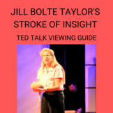 Viewing Guide TED Talks- Jill Bolte Taylor's stroke of insight