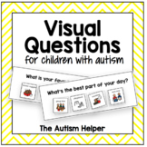 Visual Questions for Children with Autism