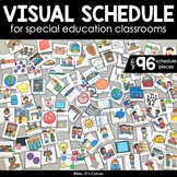 Visual Schedule for Students with Special Needs #SpecialSunday