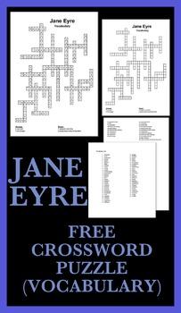 Vocabulary Crossword Puzzle FREE