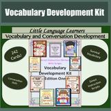 Vocabulary Development Kit   Set One