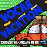 Vocabulary ToolKit - Vocab Vacation!