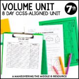 Volume Unit {capacity of 3D figures}