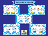 Vowel Teams Scoot {Bundle}