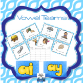 Vowel Teams Scoot {ai, ay}