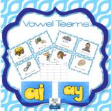 Vowel Teams Scoot {ai, ay}