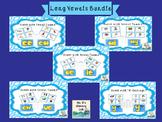 Vowel Teams/Long Vowels Scoot  {Bundle}