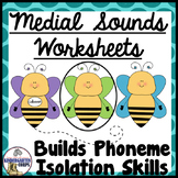 Vowels: Middle Sounds: Phoneme Isolation
