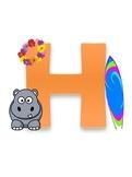 """""""H"""" says """"huh""""!"""
