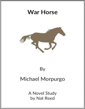 War Horse -  (Reed Novel Studies)
