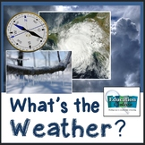 WHAT'S THE WEATHER:  A UNIT POURING WITH FUN!