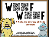 WOOF!  WOOF QR Code Mega Pack!  A Common Core Product!