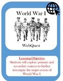 WWI - WebQuest
