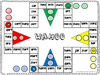 Worksheets Ar Words ar lessons tes teach wahoo word game words teacherspayteachers