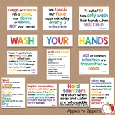 Wash Your Hands Bulletin Board Kit