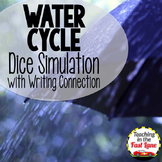 Water Cycle Dice Simulation with Writing Connection