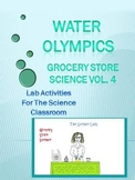 Water Olympics Activities for the Science Classroom