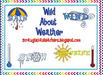 We are Wild about Weather