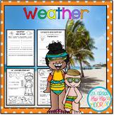 Weather Watchers...Activities...Informational Text...Graphs!