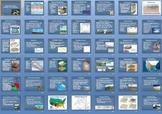 Weathering Erosion Deposition Landscapes Smartboard Notebo