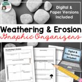 Weathering & Erosion Graphic Organizer