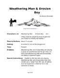 Weathering Man & Erosion Boy - Reader's Theater for Small Groups