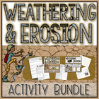 Weathering and Erosion Pack