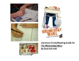Wednesday Wars Literature Circle/Reading Guide