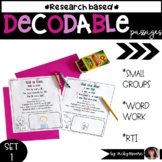 Wee Little Fluency { incorporating Close Reading }