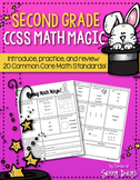 Second Grade CCCS Math Magic {Set Three}
