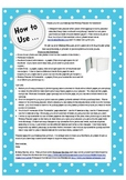 Weekly Planner for Organised Teachers