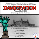 Welcome to America: Literacy Based Activities for Immigrat
