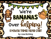 We're Bananas Over Helping Editable Monkey Job Chart
