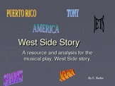 West Side Story, A Resource In Power Point.