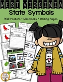 West Virginia State Symbols Notebook