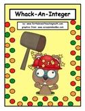 Whack-An-Integer