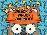Whackity Whack Addition Game
