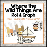 """""""Where the Wild Things Are""""  Roll & Graph Activity"""