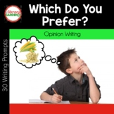 Which Do You Prefer?  { 30 OPINION JOURNAL PROMPTS }