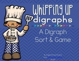 Whipping Up Digraphs - A Digraph (ch, sh, th, wh) Game
