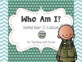Who Am I? World War II Edition