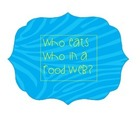 Who Eats Who in a Food Web