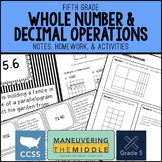 Decimals {5th Grade}