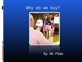 Why do we Buy?