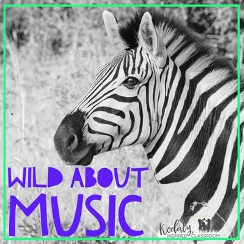 Wild About Music - March is Music In Our Schools Month