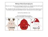 Winter Bird Contractions